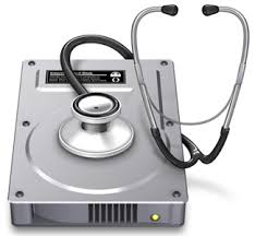 picture of harddrive with stethescope